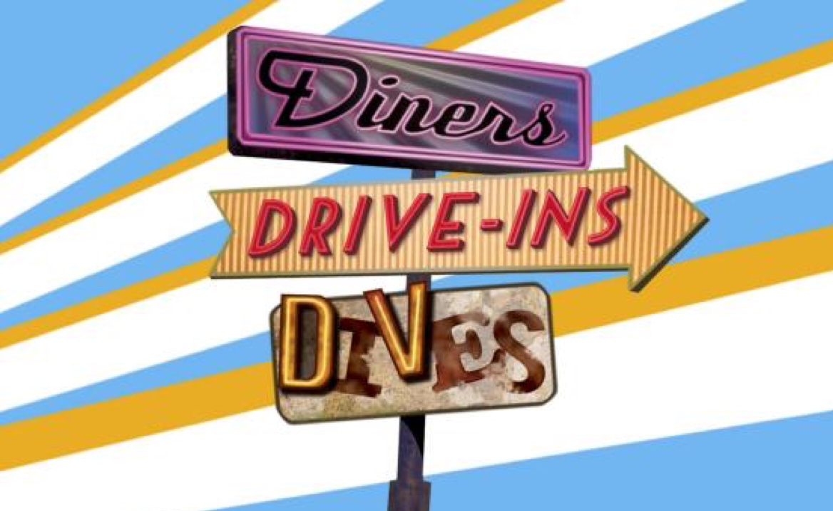 Diners Drive Ins Dives Lead