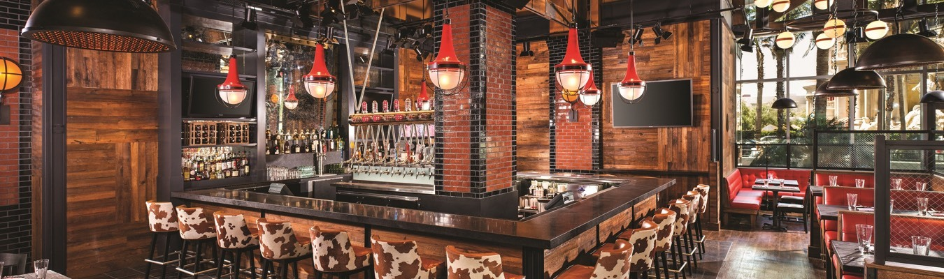 Guy Fieri Vegask Kichen And Bar